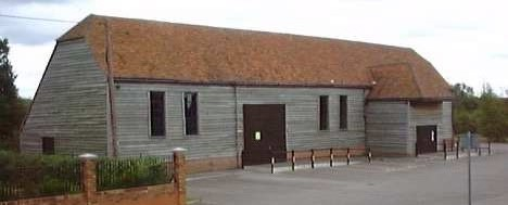 The Barn in Purley on Thames is the meeting place for the West Berks Scrabble Club